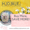 Buy More and Save More! With every quantity of 5 tiles you add to your cart, you will see a discount!