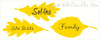 Write on with a marker to make a Thankful Leaf - Vinyl Sticker Decal