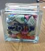 Graduation Decal Vinyl Sticker Gift Idea for Glass Block Class of 2017