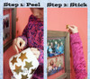 How to Apply Star Wall Sticker So Easy a Child Can Do It