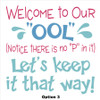 Welcome to our Pool Printed Decal Option3