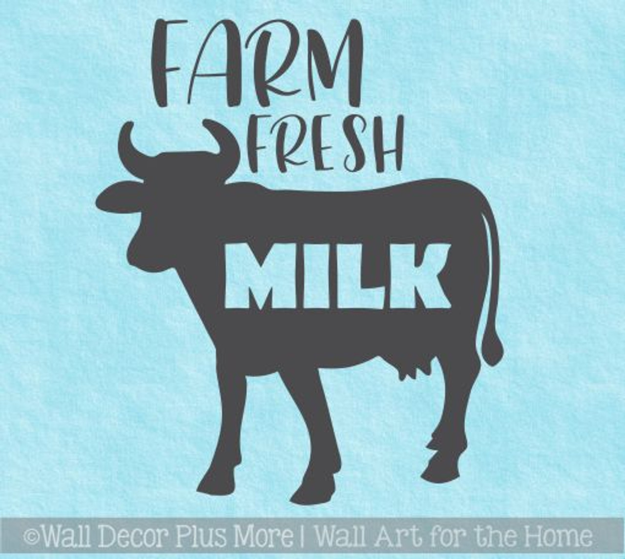 Farmhouse Kitchen Vinyl Decal Free Shipping 1504 Happiness Is Handmade