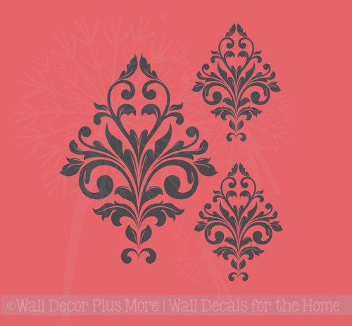 Kitchenaid Mixer Decals Medallion Flowers to Decorate your Appliance