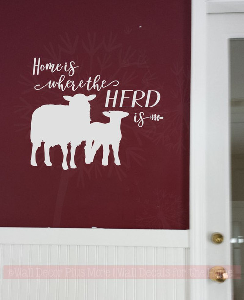 quotes from goats home is where the herd is