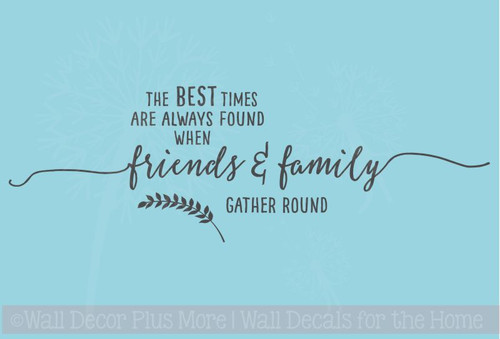 Friend Family Quotes - Friend Quotes