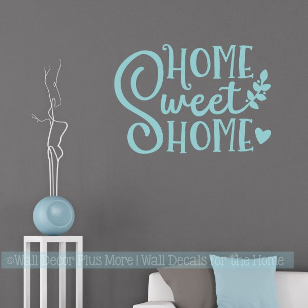 815d2b450e Farmhouse Wall Stickers Home Sweet Home Vinyl Lettering Décor Decals-Beach  House