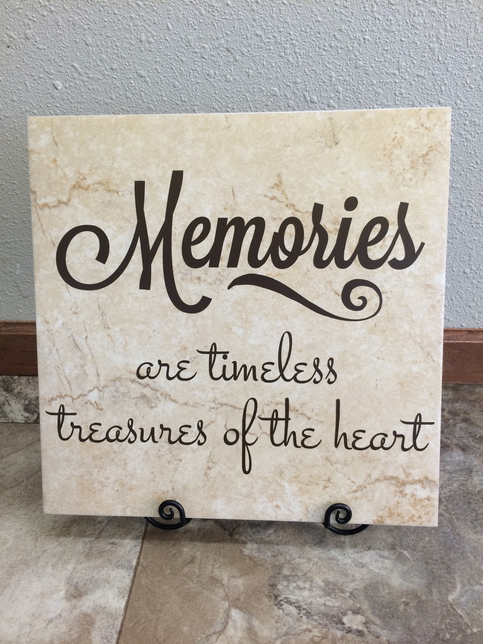 memories are timeless memory or sympathy wall decal vinyl stickers