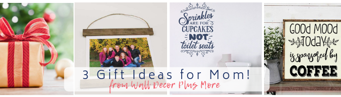 3 Christmas Gifts Perfect for Mom