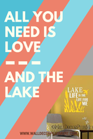 Love the Lakeside? Show it Off!