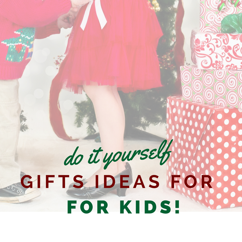 Homemade Holidays: DIY Gifts for Kids