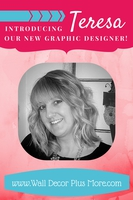 Meet our New Designer at Wall Decor Plus More