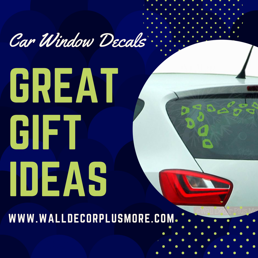 Give the Gift of Car Decor