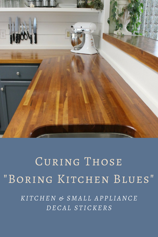 Curing Those 'Boring Kitchen Blues'