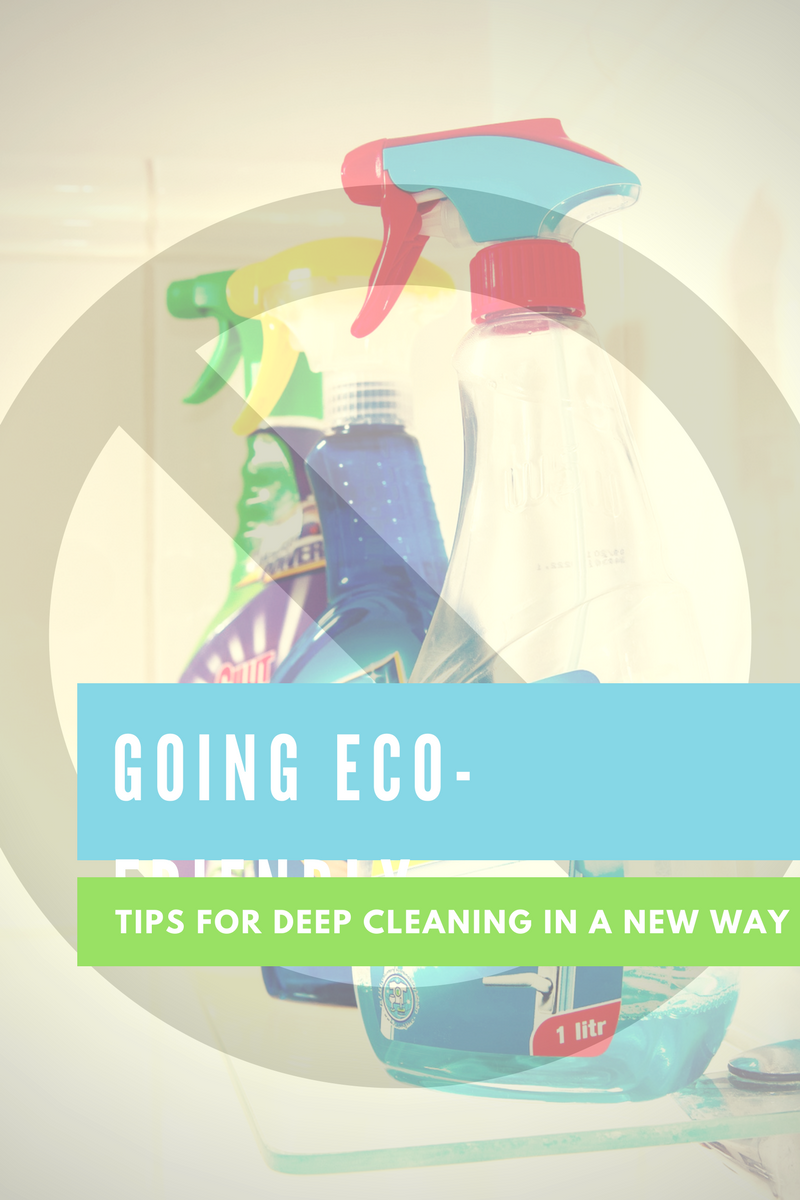 Cleaning Your Home's Interior: Tips For Going The Eco-Friendly Route