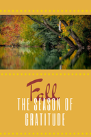 Fall: The Season to Show Gratitude