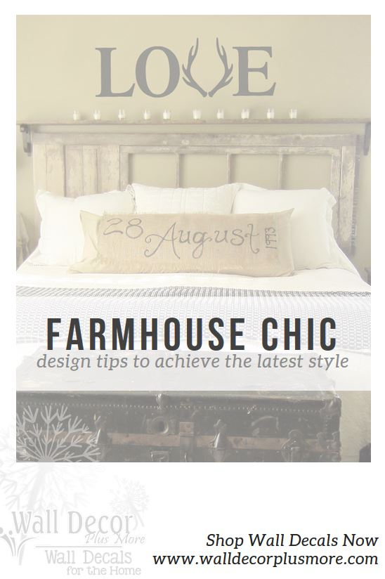 Farmhouse Style for Less Than You Think!