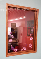 How to Arrange Trailing Flower Wall Decals