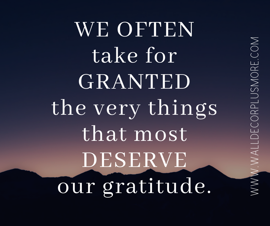 Gratitude Decals to Brighten Your Space and Mood