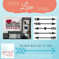 Show Love on Your Walls, Decorate your Home with Wall Decals