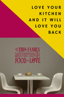 Love Your Kitchen and It Will Love You Back
