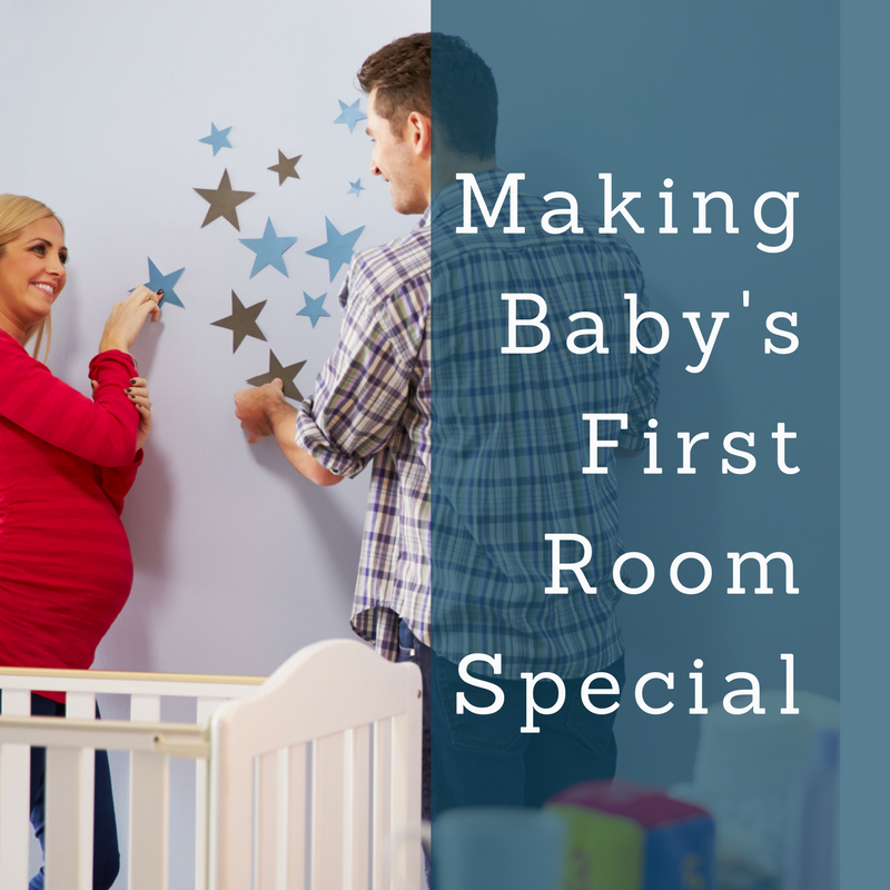 Making Baby's First Room Special