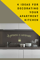 Simple Ways To Make Your Apartment Kitchen More Homey