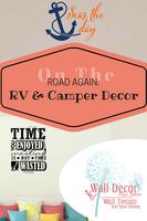 On the Road Again: RV & Camper Decor