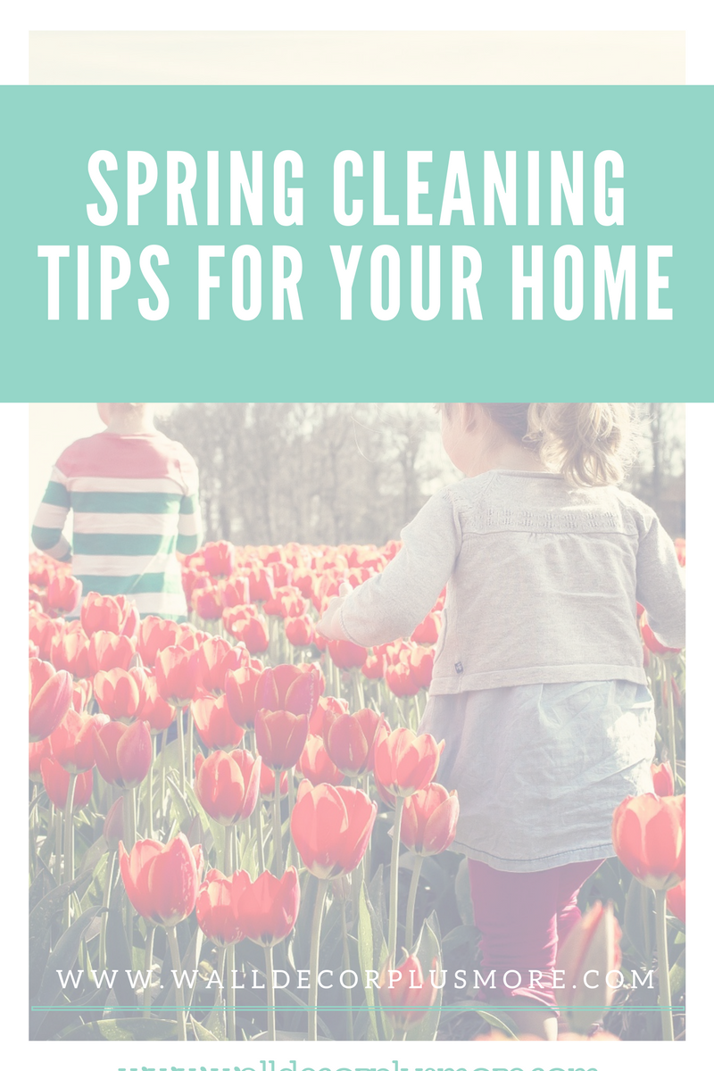 Spring Cleaning Tips for Your Home