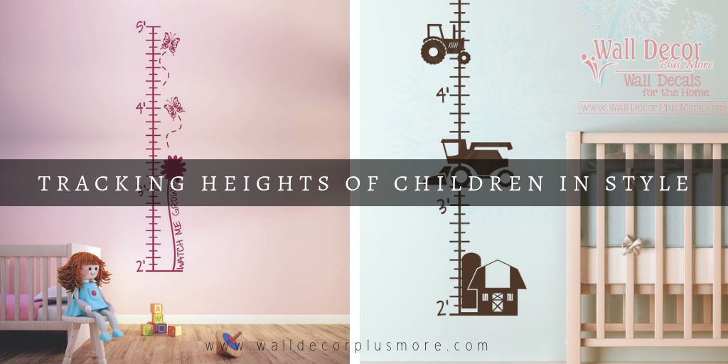 Tracking Heights of Children in Style