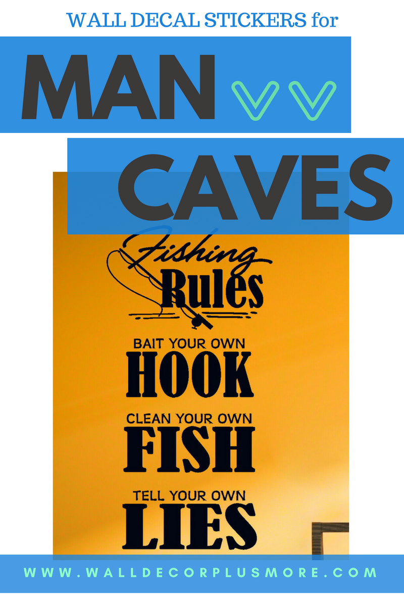 Man Caves Can Be Beautiful Too!