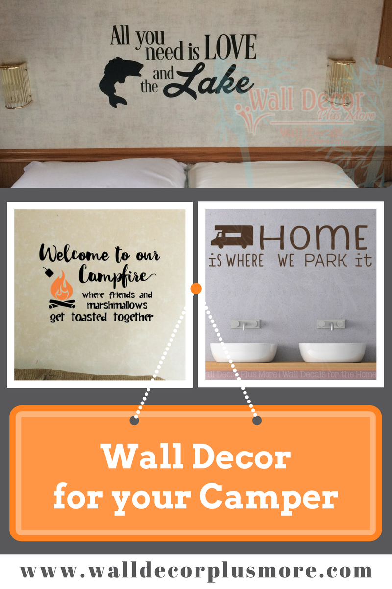 ​Create a Cozy Home Away From Home With RV Wall Decals