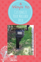 4 Ways to Customize the Mailbox Area of your Home