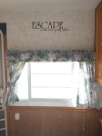 Escape Camper RV Motorhome Wall Decal Vinyl Wall Words