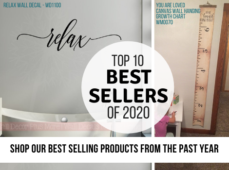 Check out the Top 10 Best Selling Products for 2020
