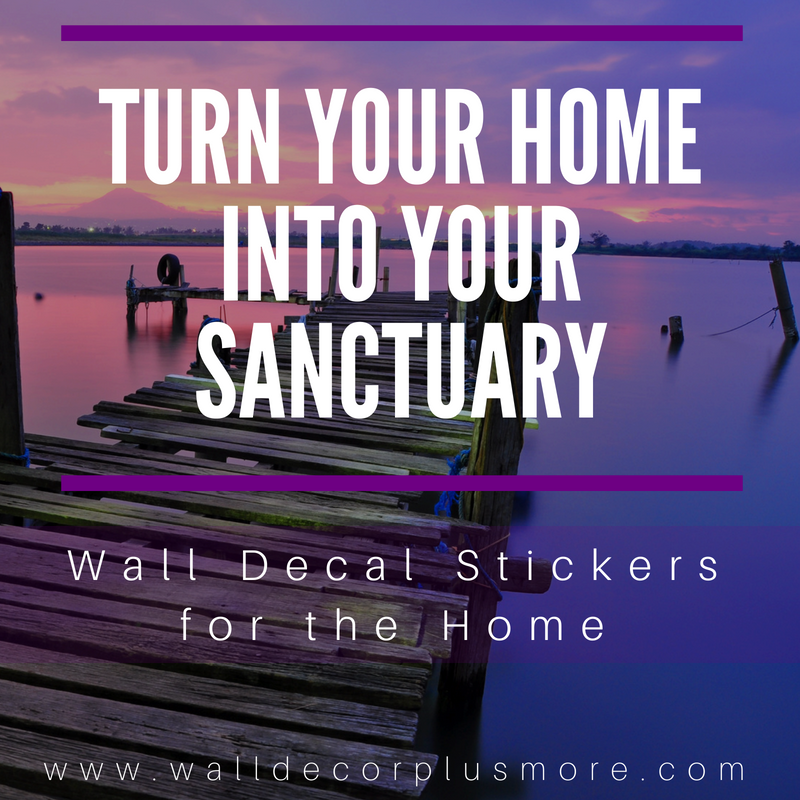 Turn Your Home Into A Sanctuary Wall Decor Plus More