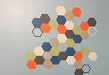 wd1136-honeycomb-hexagon-6-colors-wall-vinyl-decals-stickers-shaped-art-celadon-bayou-blue-storm-past-orange-white-warm.jpg