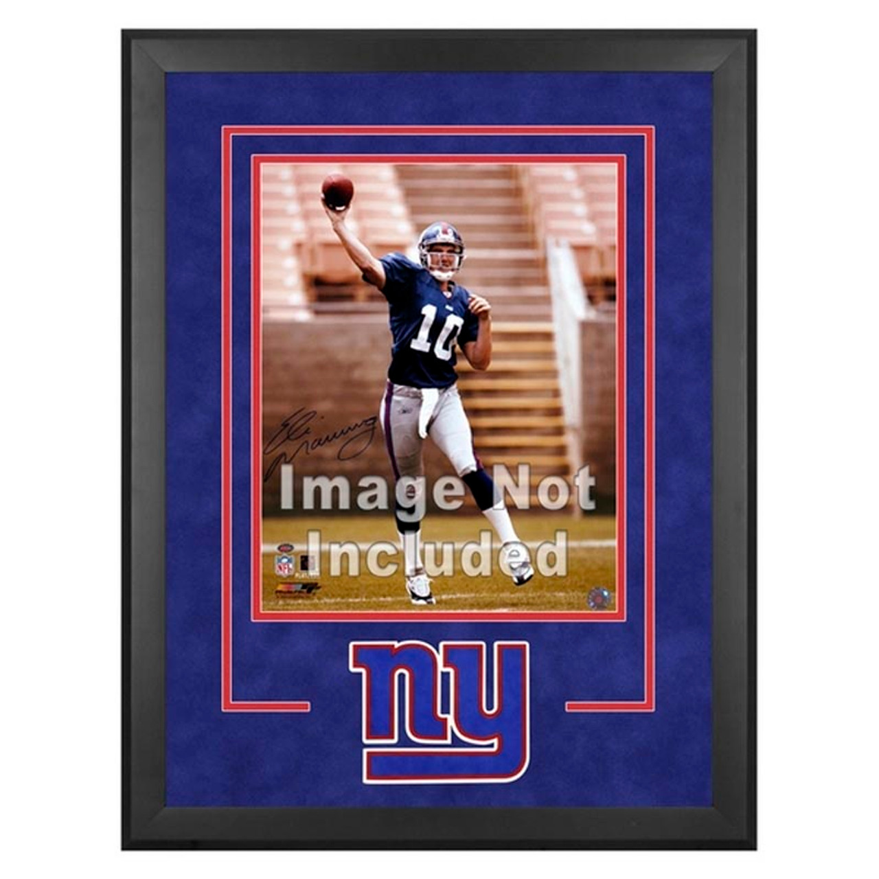 b6b96987 New York Giants Deluxe 16x20 Vertical Photograph Frame
