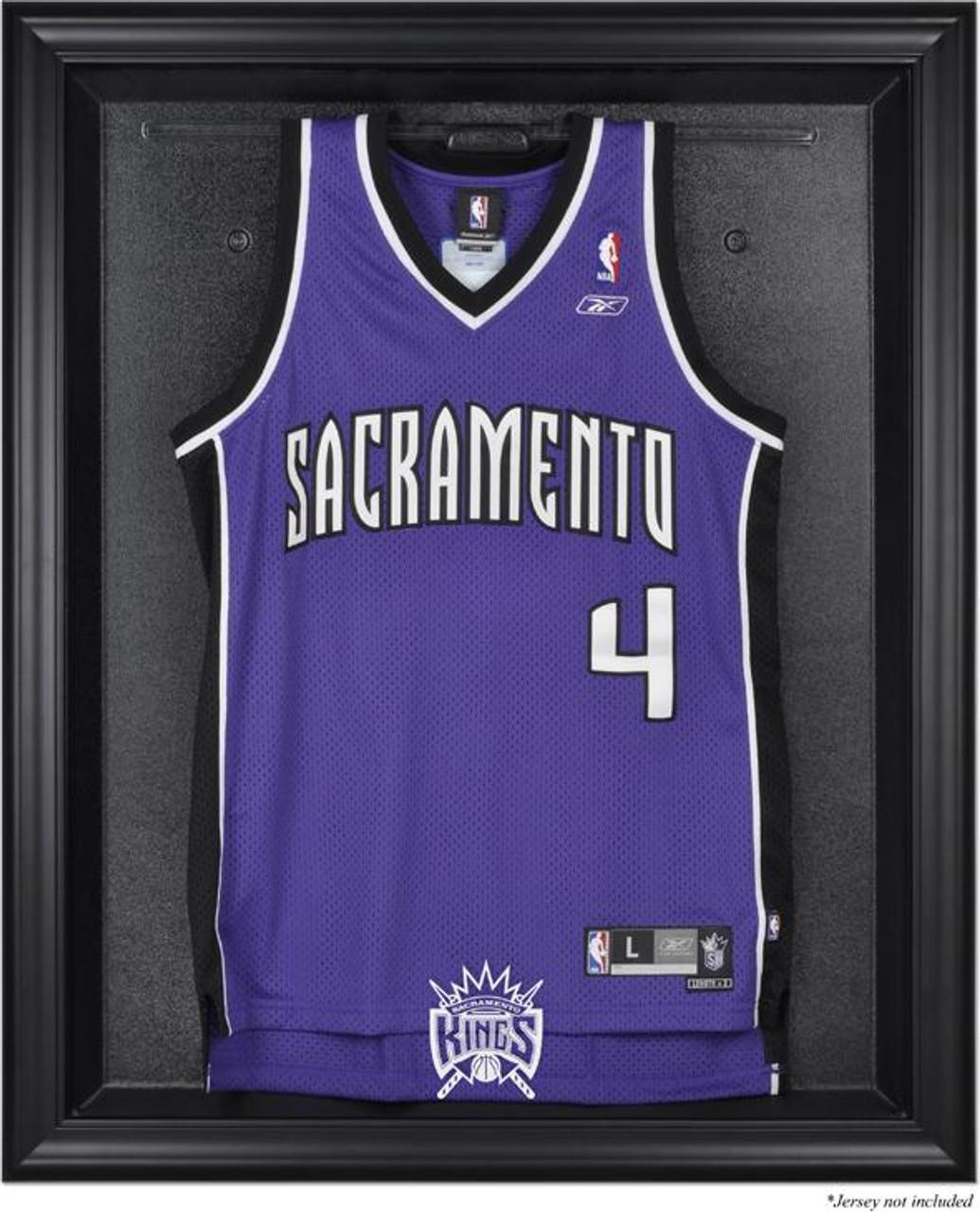 a9a2ba9ba1a Sacramento Kings Black Framed Jersey Display Case