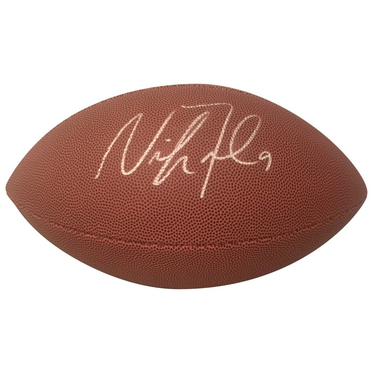 87a2fb0fd Nick Foles - Super Bowl 52 MVP - Autographed NFL Football