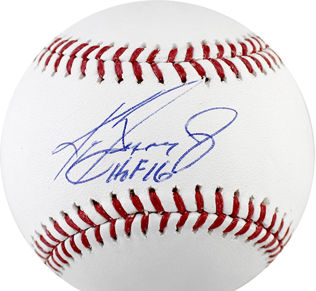 Autographs-original Randy Johnson All Star Game Autograph Baseball Coa Rare Ny Yankees Must Have Sports Mem, Cards & Fan Shop