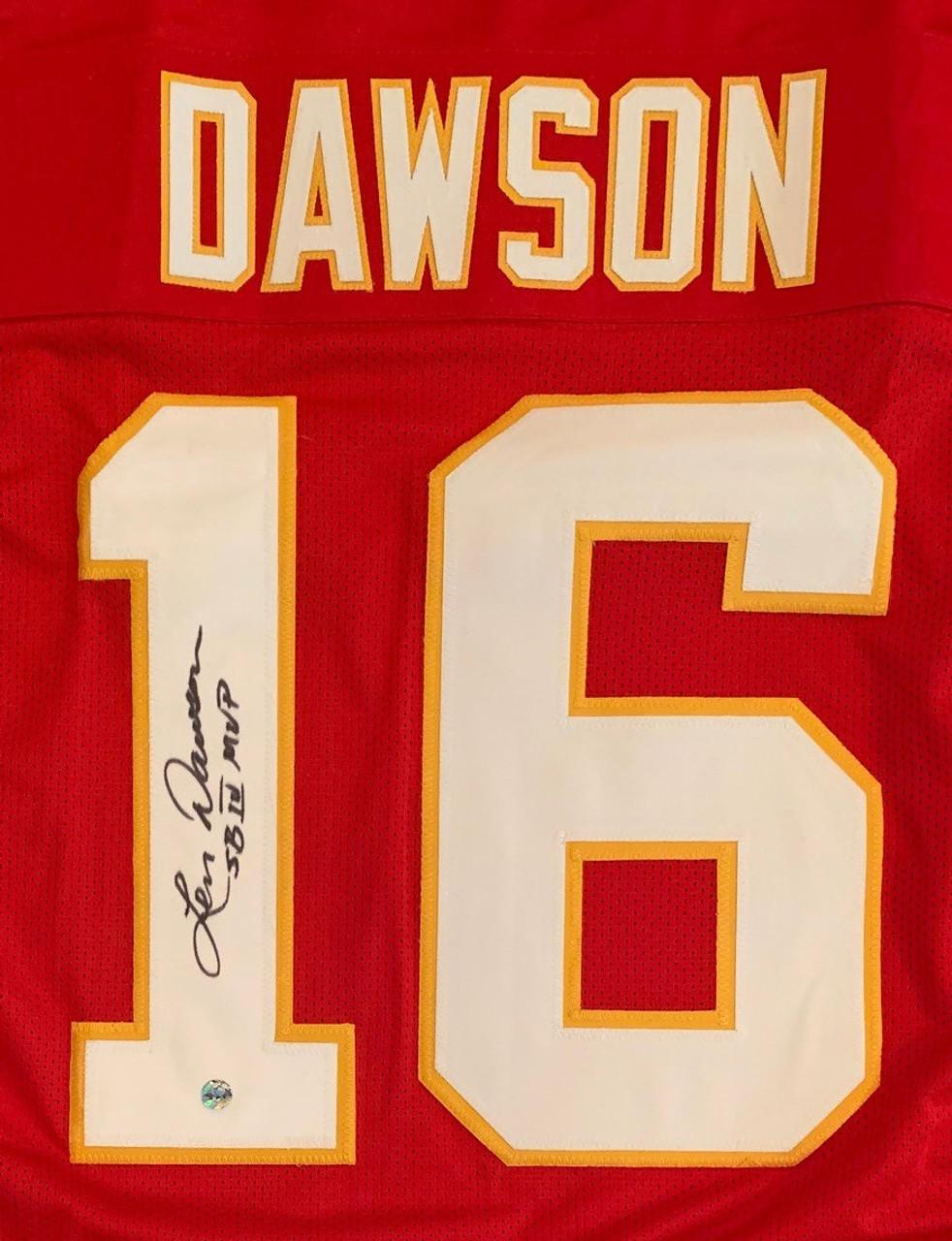 len dawson jersey