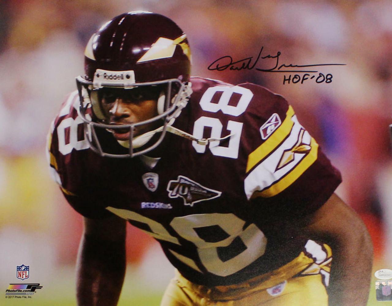 "Darrell Green Washington Redskins Jersey Custom 6"" Mcfarlane Figure Football"
