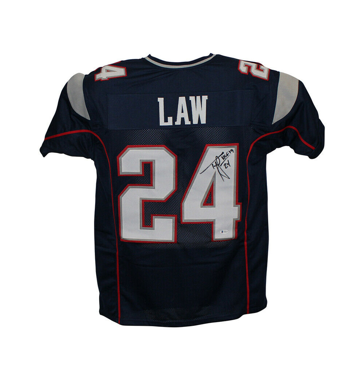 ty law jersey
