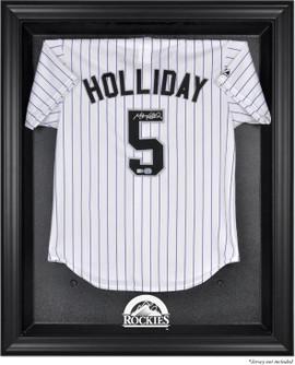 5cc8948fd Black Framed MLB Rockies Jersey Display Case