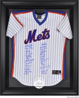 c5db09885fb Black Framed MLB Mets Jersey Display Case