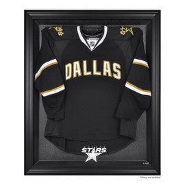 Black Framed Jersey Dallas Stars Display Case 64f59c546