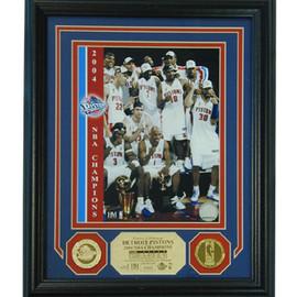 Detroit Pistons Sports Memorabilia b20c34907