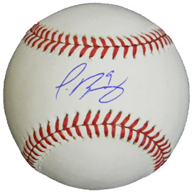 14d3a683819 Javier Baez Signed Autographed Official MLB Baseball (upcoming signing)