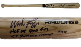 Wade Boggs Autographed//Signed Boston Red Sox OML Baseball 3010 Hits JSA