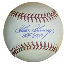 38b860e5a56 Goose Gossage Autographed MLB Baseball New York Yankees w HOF 08